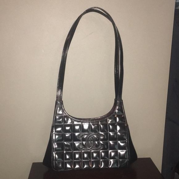 09362c7c4f11 CHANEL Bags   Matelasse Chocolate Bar Shoulder Bag   Poshmark